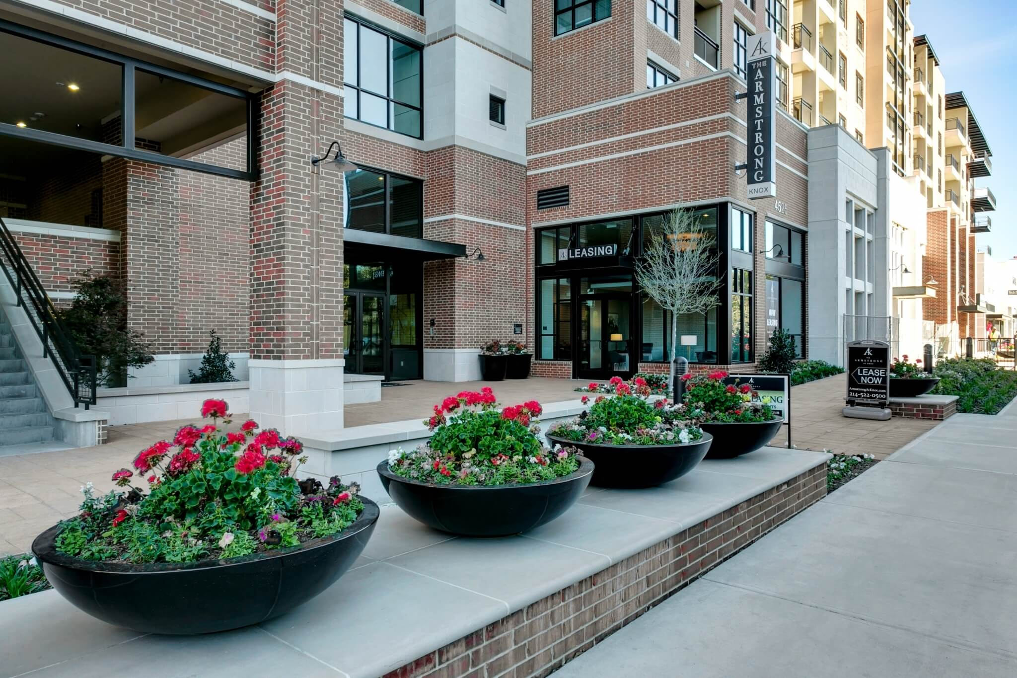 The Armstrong at KnoxApartments Dallas